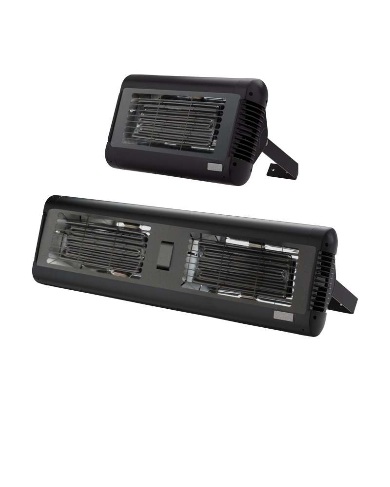 Tansun Sorrento Single and Double Ceramic Infrared Heater