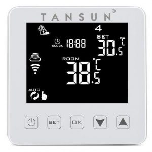 image of Tansun Wifi Thermostat