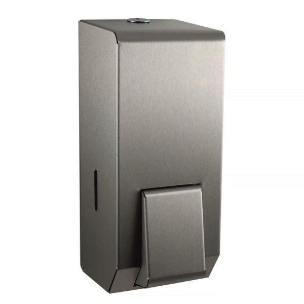 Brushed Stainless Liquid Soap Dispenser