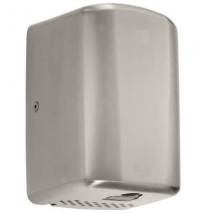 Brushed Stainless Junior Plus Hand Dryer