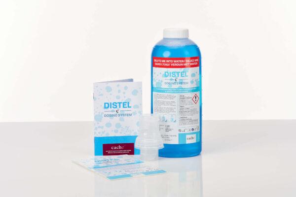 Aureum commercial surface disinfectant bottle