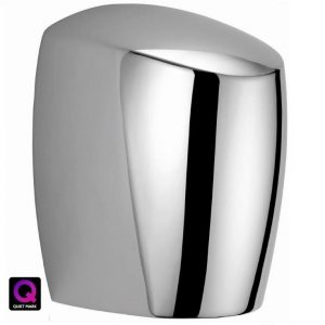 Energy Efficient Quiet Dry Hand Dryer