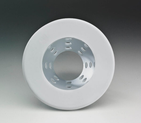 Flexi silicone LED light housing case bottom view