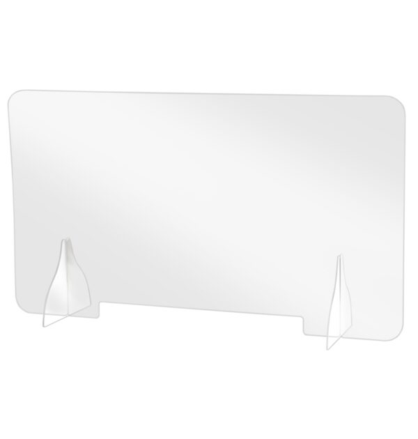Large lightweight covid protective screen